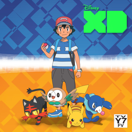 Watch <em>Pokémon the Series: Sun & Moon</em> on Disney XD!