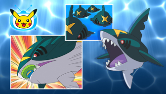 The Return of Sharpedo Week on Pokémon TV