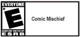 E (Comic Mischief)