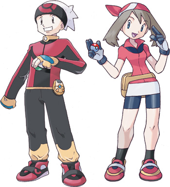 Pokémon Ruby Version and Pokémon Sapphire Version