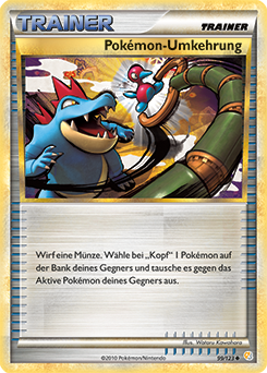 Pokémon-Umkehrung
