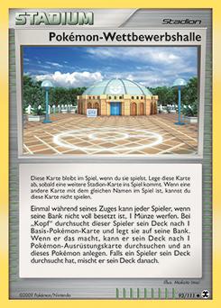 Pokémon-Wettbewerbshalle