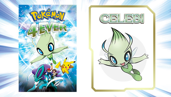 Legendäres Pokémon des Monats - Celebi 20th-anniversary-celebi-169-figs
