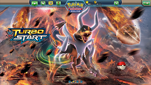 pokemon sammelkartenspiel online spielen