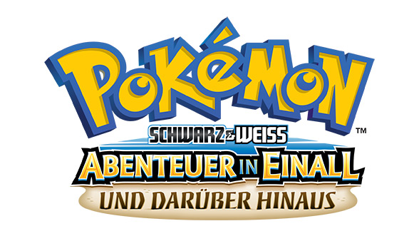 Pokémon Schwarz und Weiß – Abenteuer in Einall und darüber hinaus