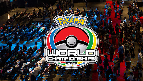 Prizing for the 2016 Pokémon World Championships