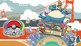 The 2016 Pokémon World Championships Are Coming