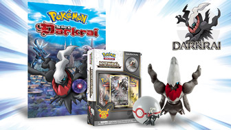 Get the Mythical Pokémon Darkrai at GAME!