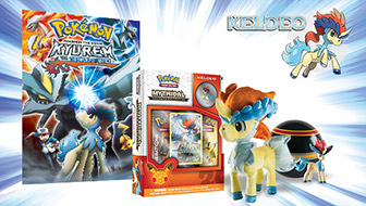 Kick It with the Colt Pokémon Keldeo!
