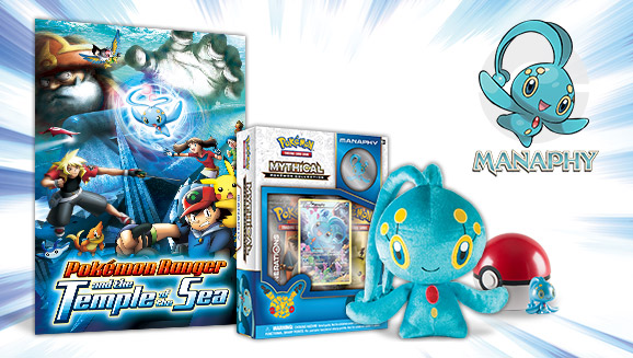 A Massive Month for Manaphy!