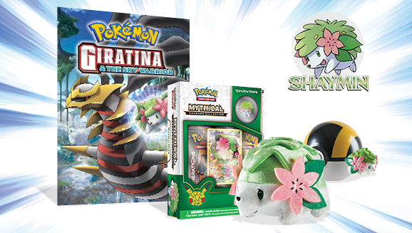 The Gratitude Pokémon Graces July!