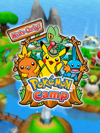 Welcome to Pokémon Camp!