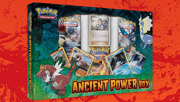 Pokémon TCG: Ancient Power Box