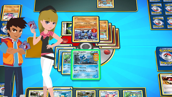 Play the Pokémon TCG Online!