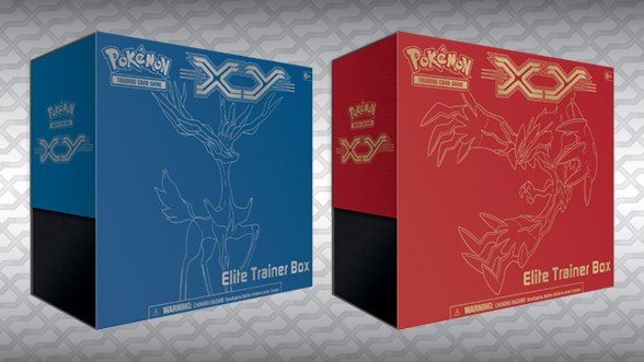 Pokémon TCG: <em>XY</em> Elite Trainer Box