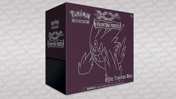 Pokémon TCG: <em>XY—Phantom Forces Elite</em> Trainer Box