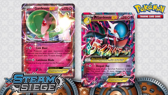 The Menacing Grace of Gardevoir-<em>EX</em>