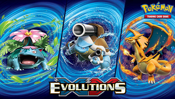 The Pokémon Legacy Evolves with <em>XY—Evolutions</em>!