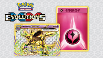 Get into the Battling Spirit with Pokémon TCG: XY—Evolutions