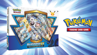 Blast Off with Blastoise-EX!