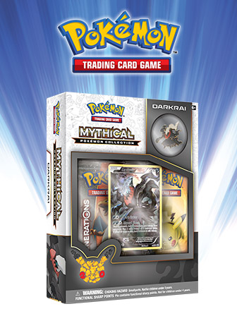 Dream of Pokémon TCG Victory with Darkrai!