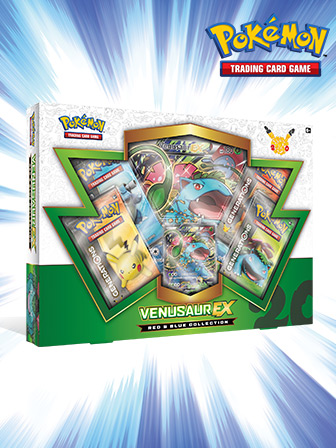 Grow Strong with Venusaur-EX
