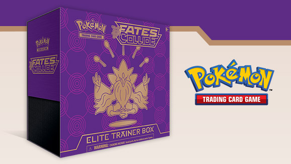 Pokémon TCG: <em>XY—Fates Collide</em> Elite Trainer Box