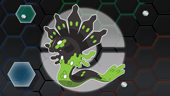 Get the Legendary Pokémon Zygarde!
