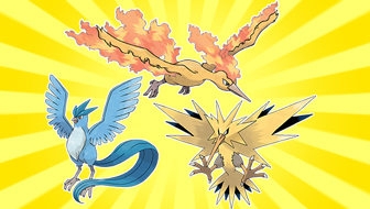 Look for a Trio of Legendary Pokémon in Your Inbox!