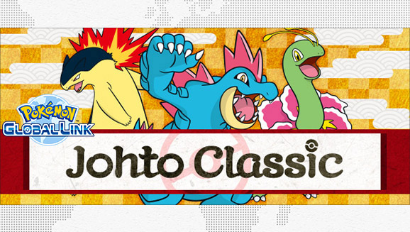 Battle with Treasured Pokémon in the Johto Classic!