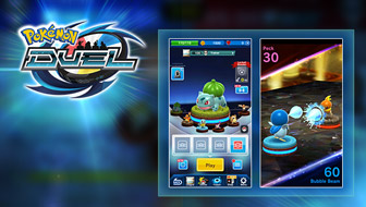 Discover a New Way to Duel Today with Pokémon Duel