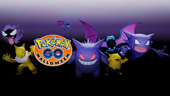 Halloween Treats in Pokémon GO