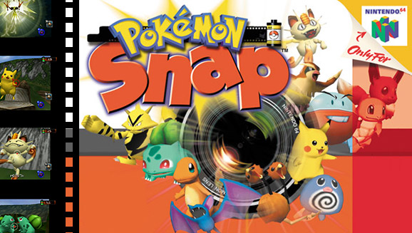 <em>Pokémon Snap</em> Now Available on the Wii U Virtual Console