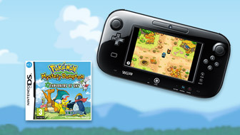 Play Pokémon Mystery Dungeon: Explorers of Sky on Virtual Console