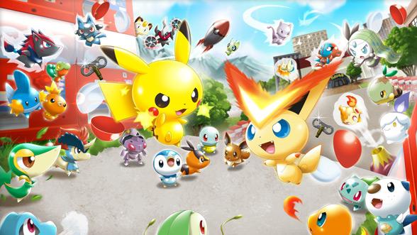 Pokemon Video Games   Pokemon.com