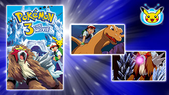 Watch Pokémon 3: The Movie Right Now on Pokémon TV!