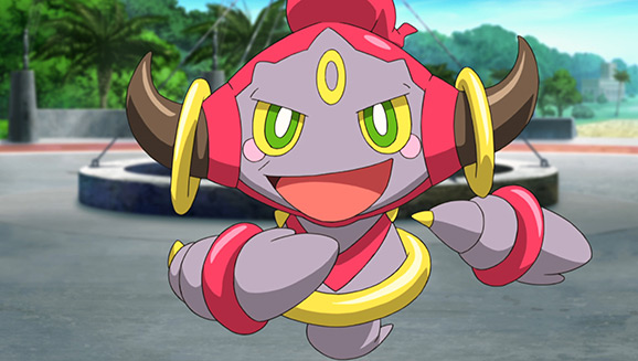 <em>Pokémon the Movie: Hoopa and the Clash of Ages</em>