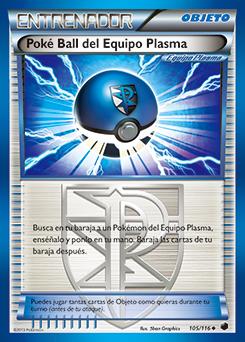 Poké Ball del Equipo Plasma