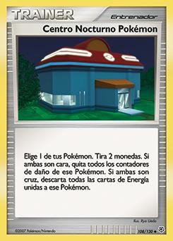 Centro Nocturno Pokémon