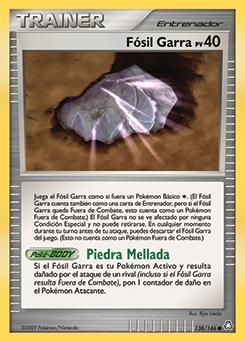 Fósil Garra