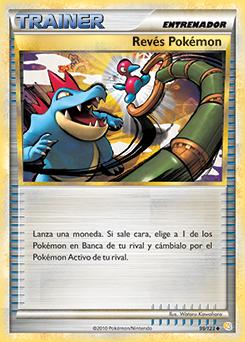 Revés Pokémon