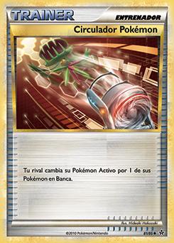 Circulador Pokémon