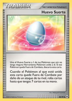 Huevo afortunado
