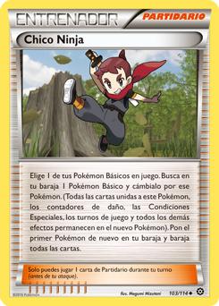 Chico Ninja