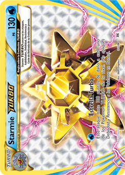 Starmie TURBO