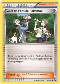 Club de Fans de Pokémon