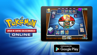 ¡JCC Pokémon Online ya está oficialmente disponible para dispositivos Android!
