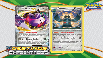 Dispárate con Genesect-EX
