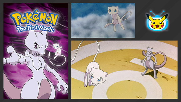 ¡Ve la película Pokémon <em>Mewtwo vs. Mew</em> en TV Pokémon!