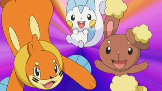 Pokémon: Dimensión de la Batalla DP